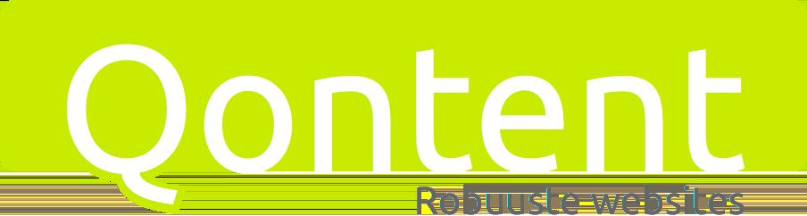 Qontent — Robuuste websites